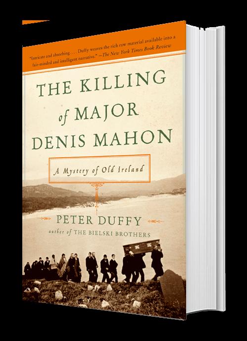 Peter Duffy Author Killing Major Denis Mahon
