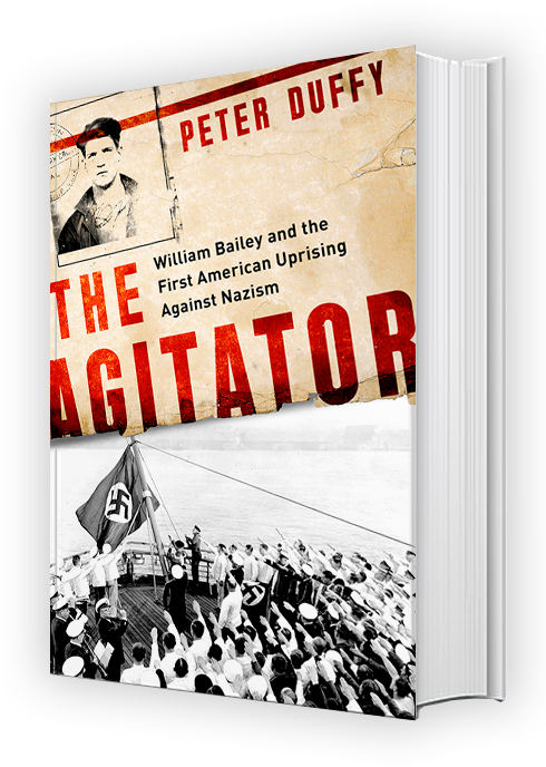 peter duffy author the Agitator
