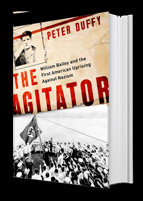 peter duffy author the Agitator